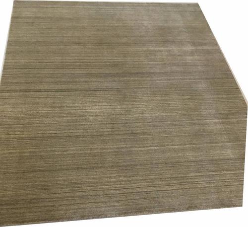 tapete silky indonepal sari silk 243x197cm artesanal 2,5x2m