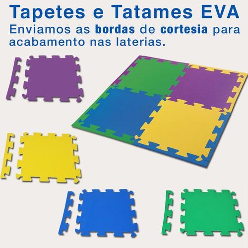 tapete tatame eva 50x50x2cm 20mm frete grátis