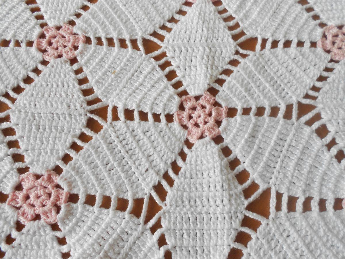 Tapete tejido a ganchillo bs en mercado libre for Tapetes de ganchillo