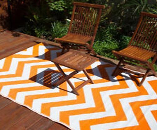 tapete tejido decoración interior y exterior 150 x 90cm