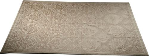 tapete tibetano silk 242x172cm artesanal legitimo certificad