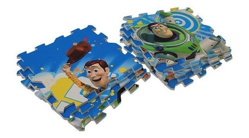 tapete toy story 3 póster goplas tipo foamy envio gratis