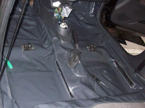 tapete verniz liso  proteçao do assoalho da hillux sw4 2007