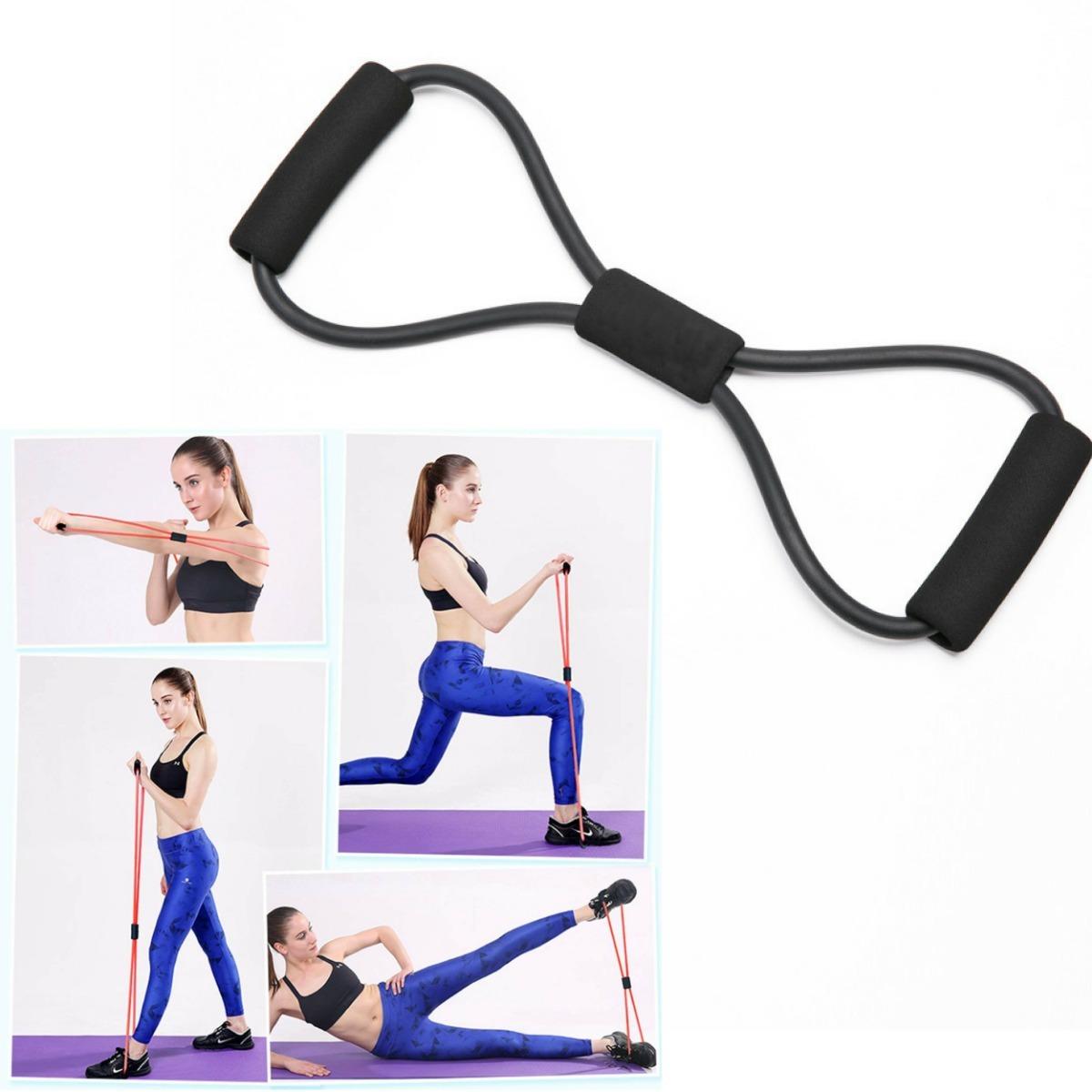 81e927fa9 Tapete Yoga Colchonote + Faixa Elastica Forte + Elástico 8 - R  82 ...