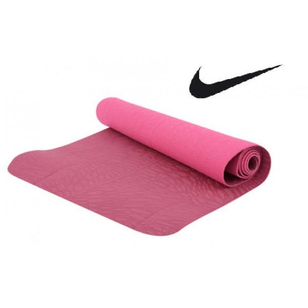 7f7ad4deadb16 Tapete Yoga Nike Colchonete Fundamental Mat (3mm) - Cores - R$ 196 ...