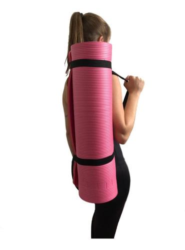 tapete yoga/pilates wct fitness 173*61*0,8cm 5000608
