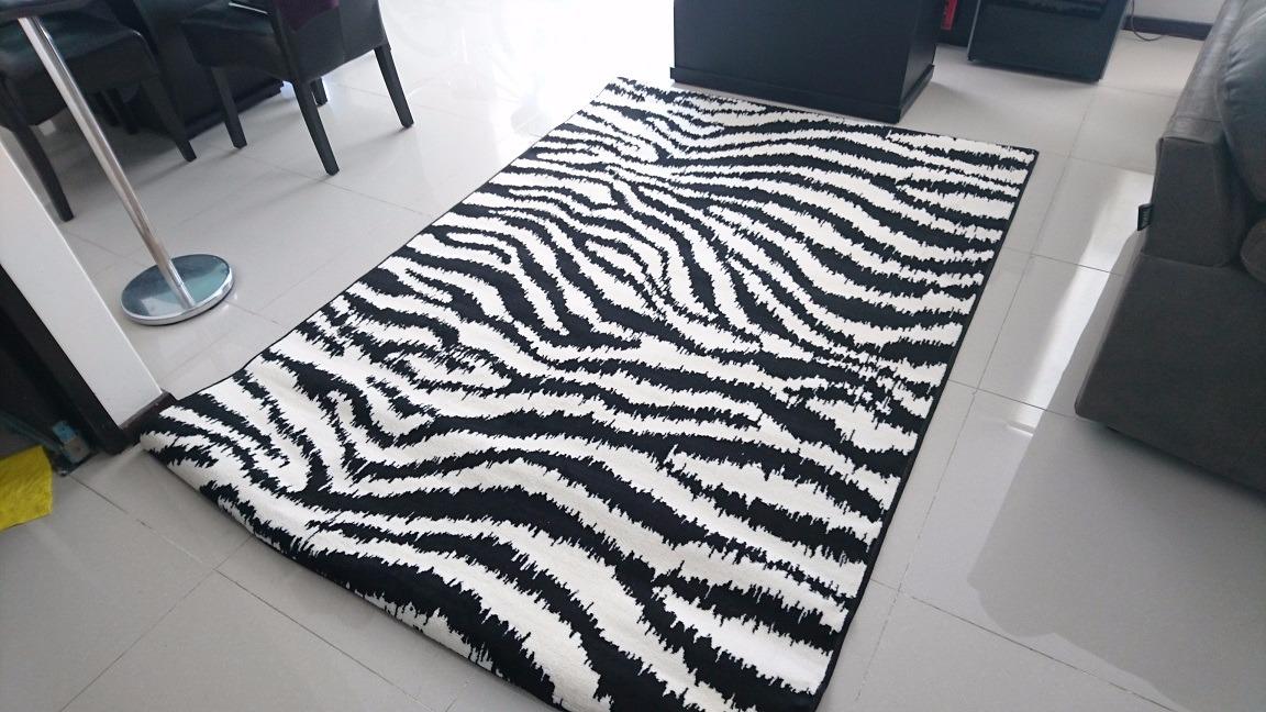 tapete zebra para estudio de musica D NQ NP 837723 MLM26424877085 112017 F - Tapete Zebra