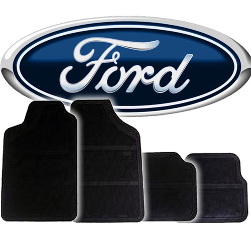 tapete_automotivo de borracha_ford_mondeo/ mustang gt