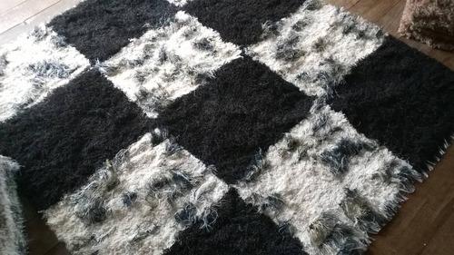 tapetes artesanais