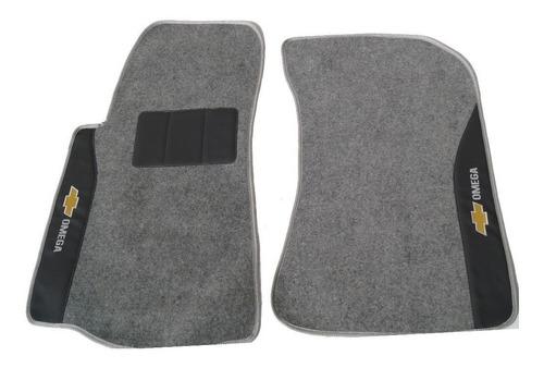 tapetes automotivos personalizados omega gls / cd / aust.