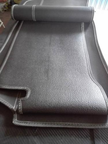 tapetes de carro mazda bt-50 en cuero calidad piso toyota