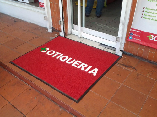 tapetes de entrada para oficinas, empresas y residencias.
