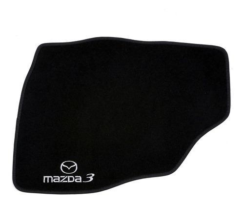 tapetes de lujo para  mazda 3 all new modelos  2011 - 2014