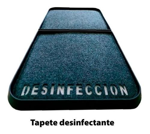 tapetes desinfeccion