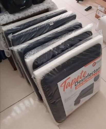 tapetes desinfectantes domésticos y empresariales