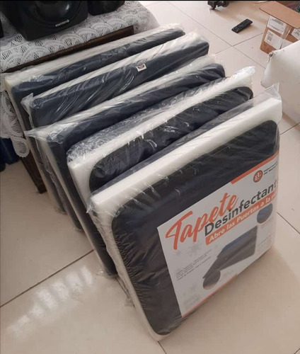 tapetes desinfectantes parahogar y oficina