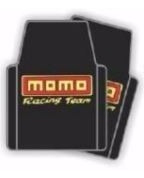 tapetes estilo racing en pvc 3p universal envio gratis