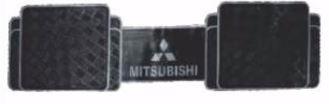 tapetes mitsubishi pvc 3p universal ver medidas envio gratis