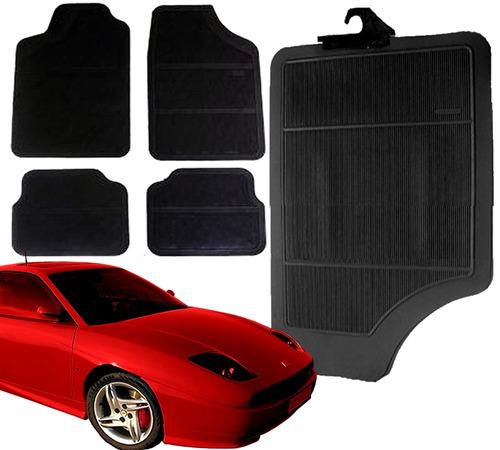 tapetes não_personalizados coupe fiat turbo 16v cod:09 o kit