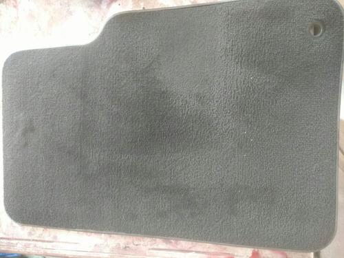 tapetes originales jeep rubicon tj delanteros alfombra