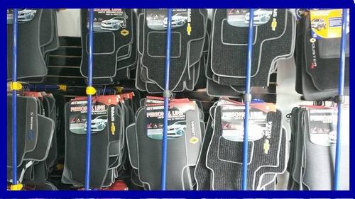 tapetes para auto alfombra sintetico chevrolet ford toyota