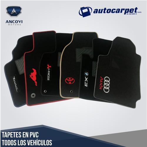 tapetes para carro en pvc - autocarpet - ancovi motors