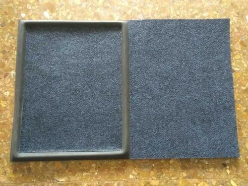 tapetes para desinfección de calzado húmedo seco