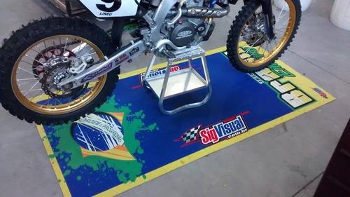 tapetes personalizados, para motos, furgões, quadriciclos.