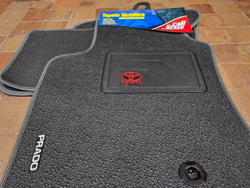 tapetes prado tapete toyota sintético accesorios carros lujo