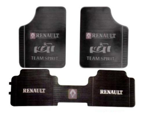 tapetes renault 3p universales sintetico envio gratis a todo