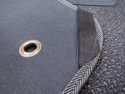 tapetes renault logan sintético accesorios carro lujos