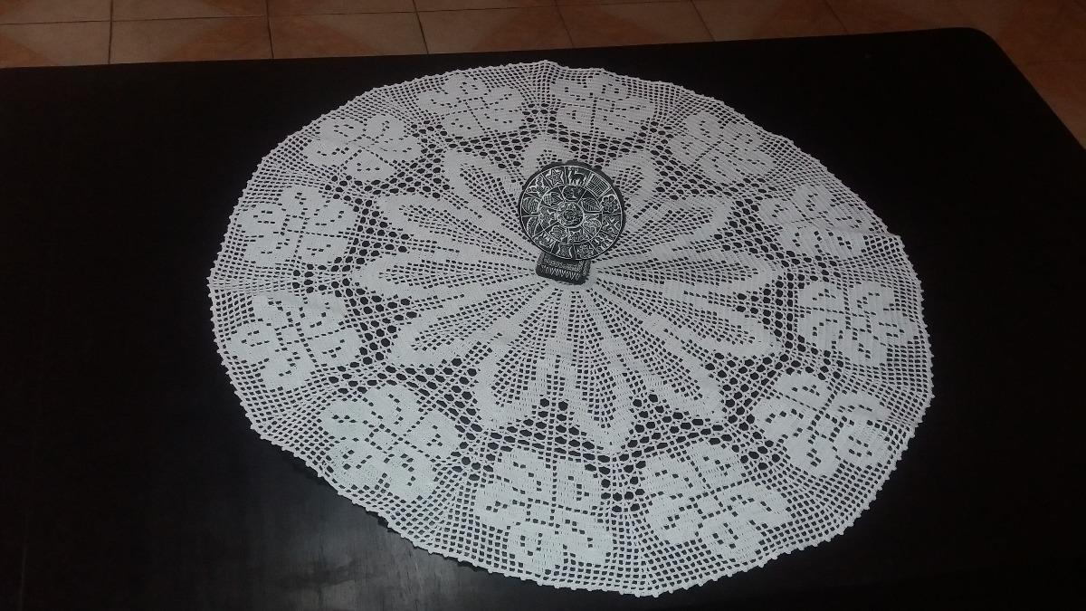 Tapetes Tejidos A Crochet S 35 00 En Mercado Libre -> Tapetes Para Sala Tejidos A Crochet