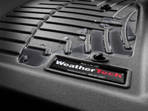 tapetes volkswagen uso rudo 1ra-2da f weathertech floorliner