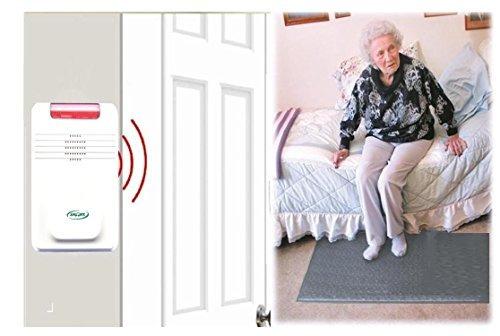 tapetes y alfombras,mat inalámbrico planta (no hay alarm..
