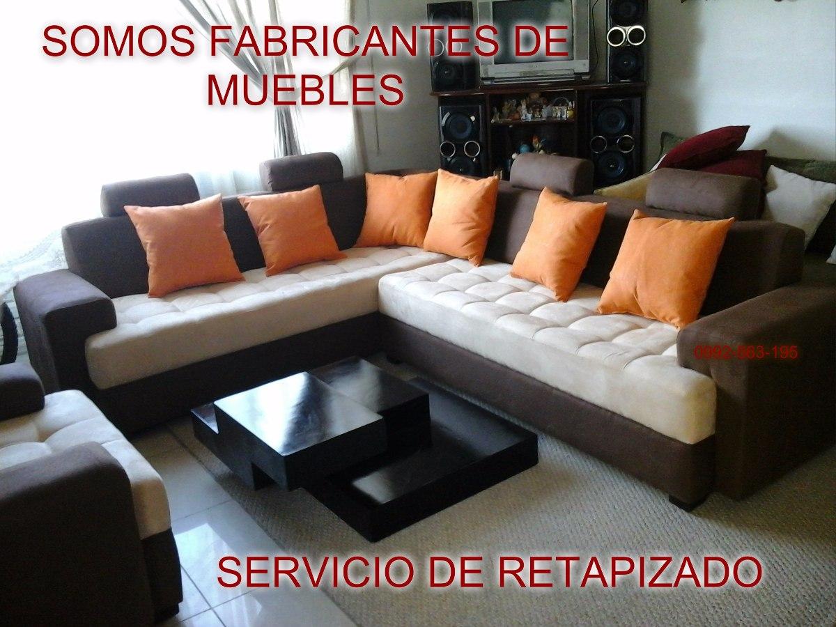 Tapiceria De Muebles Hogar Oficinas Retapizamos U S 80 00 En  # Muebles De Sala