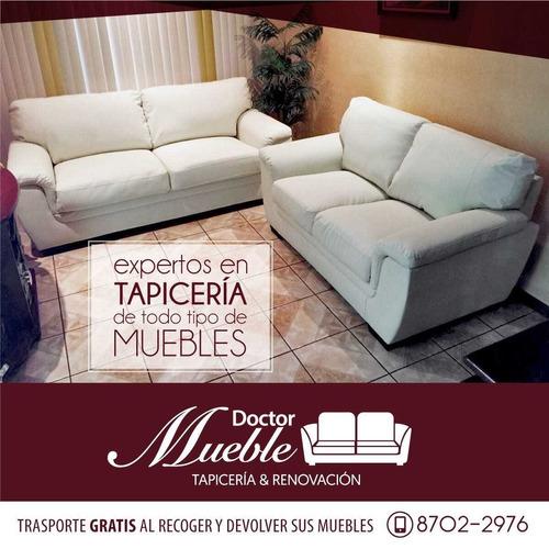 tapicería de muebles y sillones santa ana 8702-2976