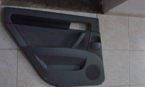 tapicería de optra de puerta trasera izquierda
