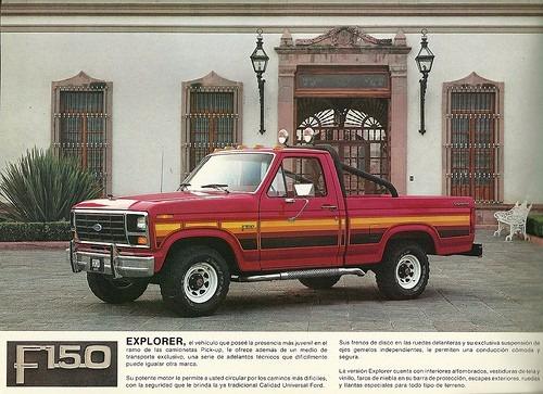 tapiceria ford f 150 f 250 explorer bronco 1980 al 1986 1 499 00 rh articulo mercadolibre com mx Ford Explorer Standard Elite 1978 Ford Explorer Pick Up