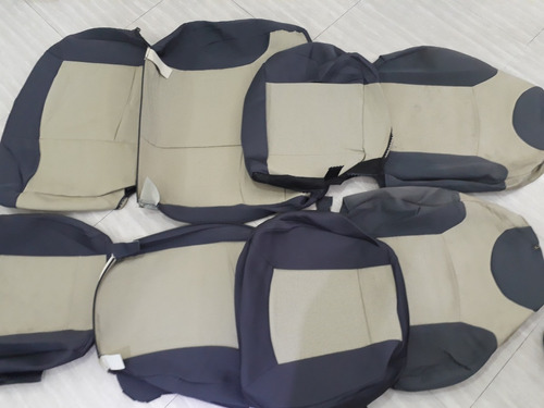 tapiceria forros asientos original completa chery arauca x1