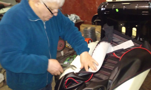 tapiceria integral del automotor balbuena