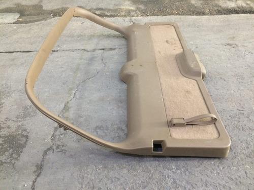 tapicería interna compuerta trasera chevrolet blazer 95-02