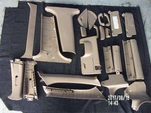 tapicería interna de chevrolet optra limited 2007 c/u-096