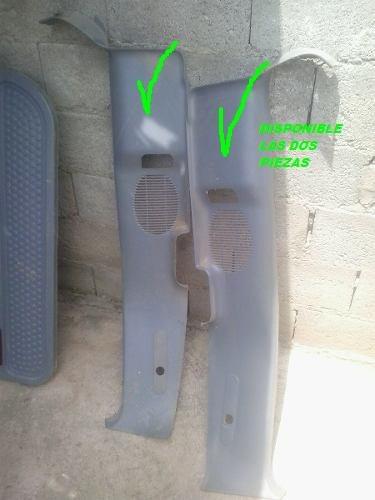 tapicería o plásticos internos ford triton 2006 precio x c/u