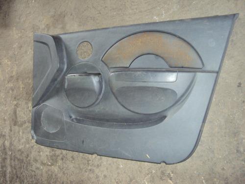 tapiceria puerta aveo sedan con maleta 2005-2010 color negro
