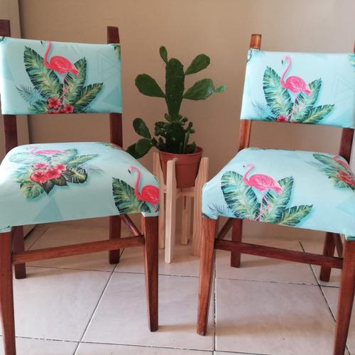 tapicería restauración de sillas