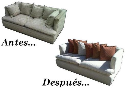 tapicería - retapizados hogar sillas sillones sofás - estilo