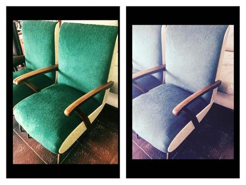 tapiceria silla sillon sofacama esquinero almohadones telas