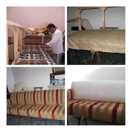 tapiceria tapicero retapizado sillones sillas respaldar ente