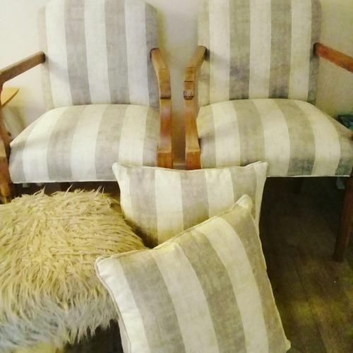 tapicería -tapicero - sillas -sillines de madera -muebles