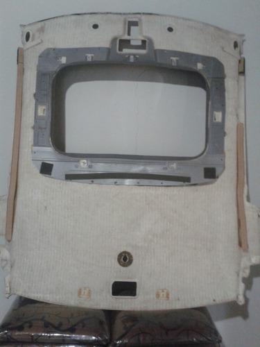 tapiceria techo civic coupe con agujero quemacoco 2001/2003